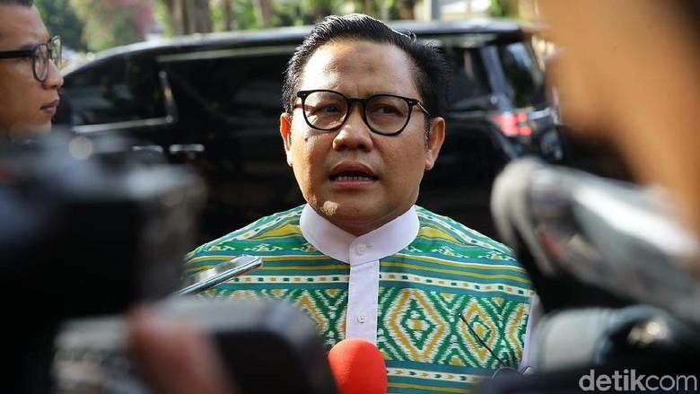 Cak Imin soal Jokowi-Prabowo: Secepatnya akan Ada Pertemuan