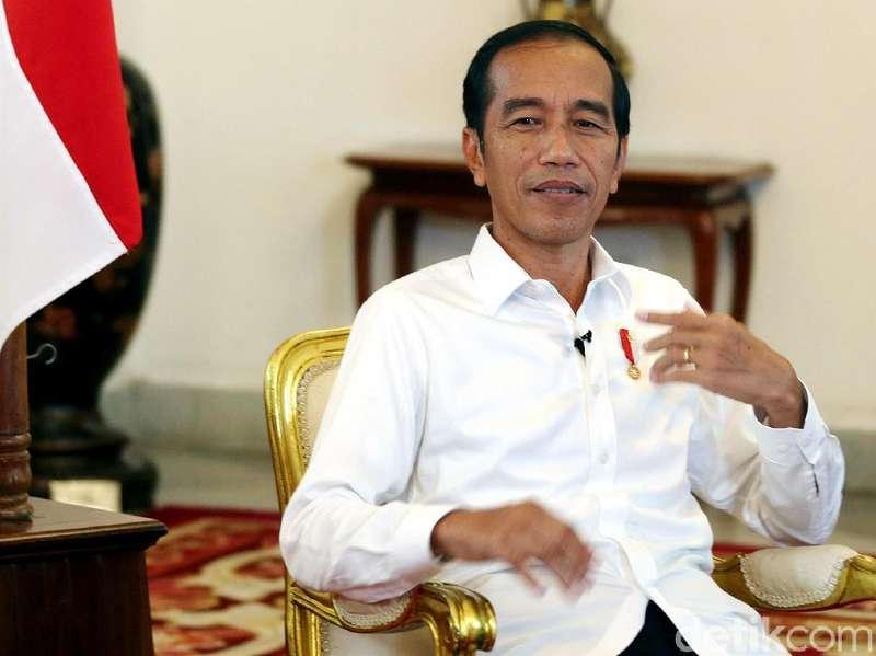 Godok Kabinet Baru, Jokowi: Yang Bisa Kerja