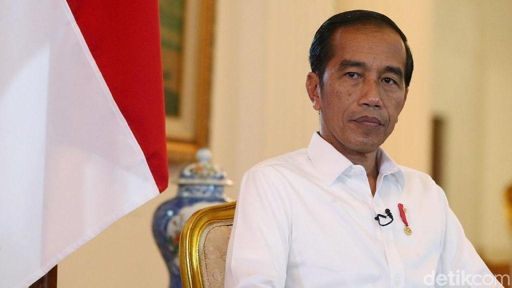 Jokowi Potong Waktu Polri Selesaikan Kasus Novel