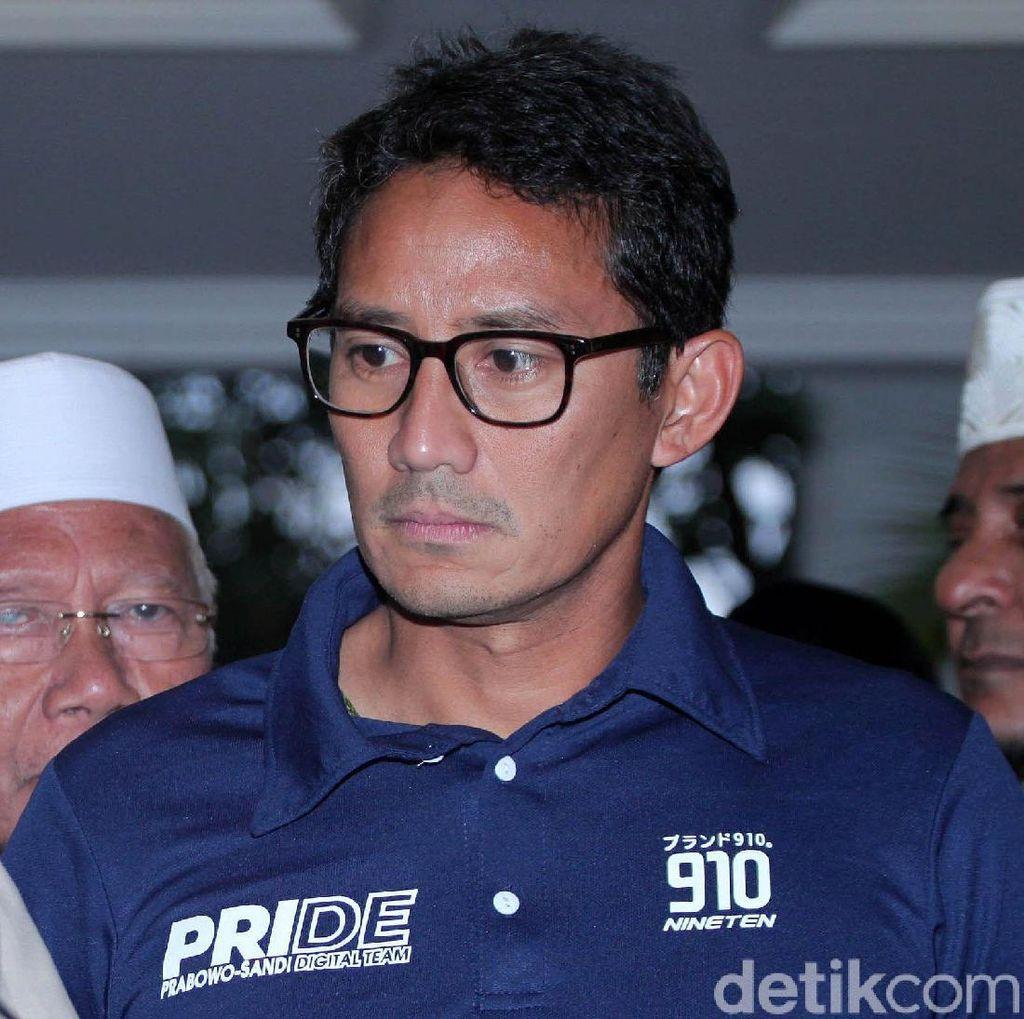 Presiden PKS ke Sandiaga: Istirahat Saja, Tak Perlu Hiruk-pikuk