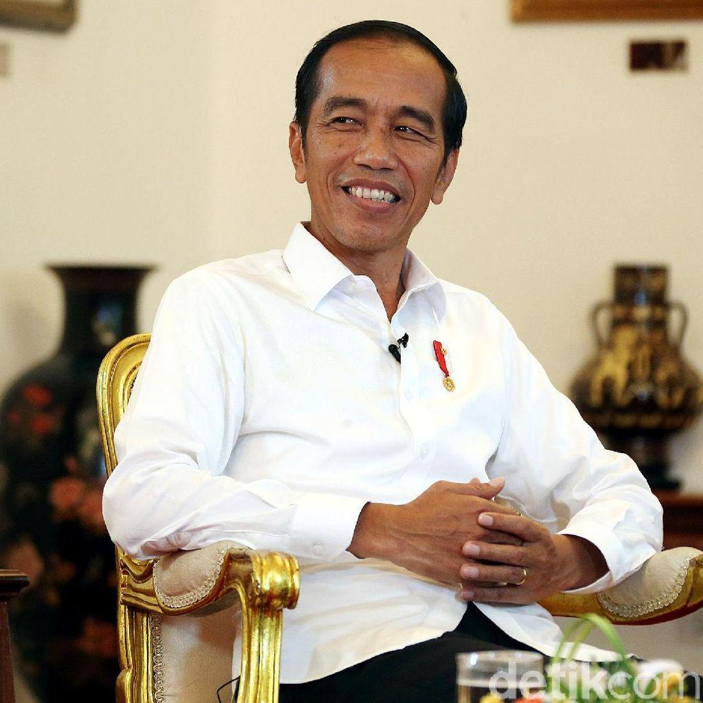 Jokowi Effect, IHSG Berjaya di Asia Tenggara Pekan Ini