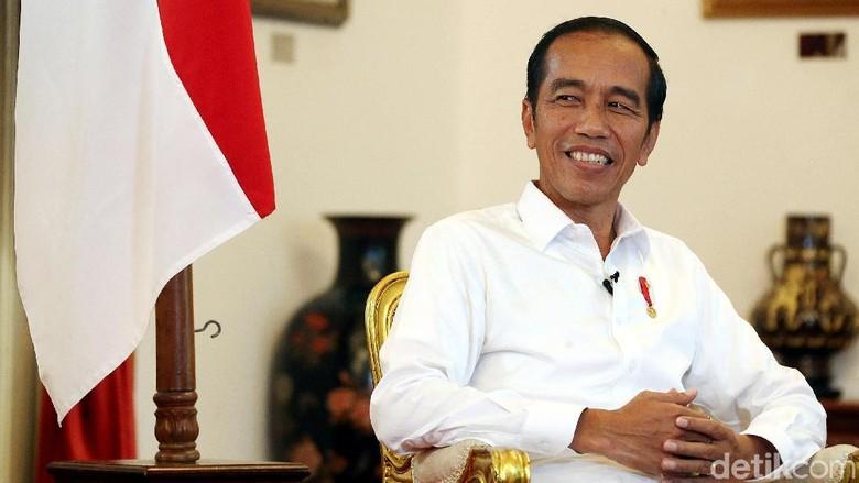 Jokowi Akui Hasil Hitung Cepat Pilpres di Bawah Targetnya