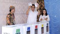 Jokowi Menang Telak di TPS Wali Kota Semarang