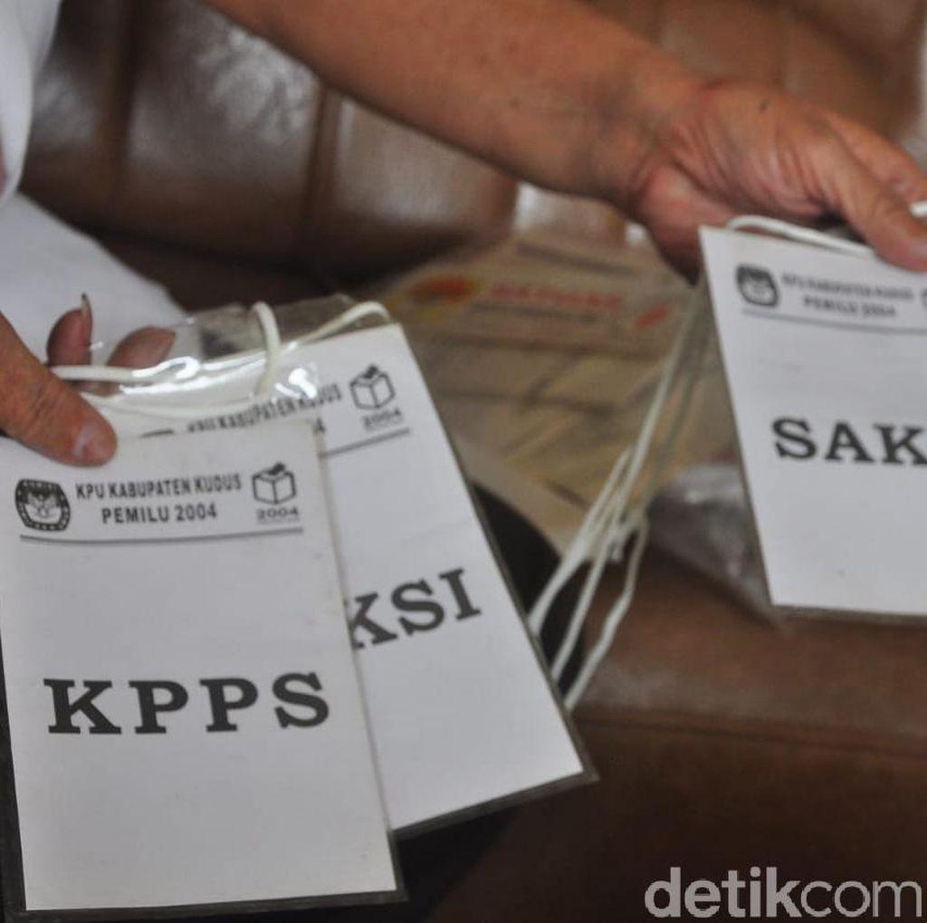 Kelelahan Saat Hitung Suara, Sejumlah Petugas PPK di Aceh Masuk RS