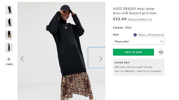 Untuk Pertama Kalinya, E-Commerce Asal Inggris Rilis Koleksi Busana Muslim