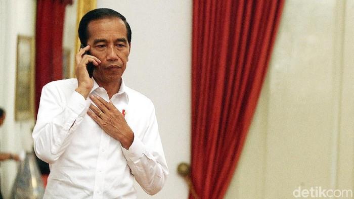 Foto: Jokowi (Rengga Sancaya)
