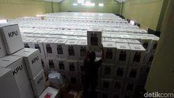 Rawan Serangan KKB, 80 Kotak Suara Distrik Alama Tak Dibawa ke Timika