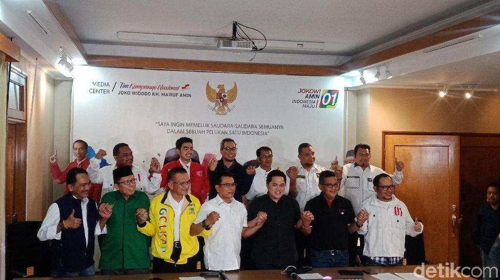 Moeldoko: TKN Jokowi Terima 25 Ribu Aduan Terkait Pilpres