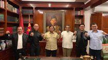 Prabowo Terima Sekjend Parpol Koalisi, BPN Pastikan Solid