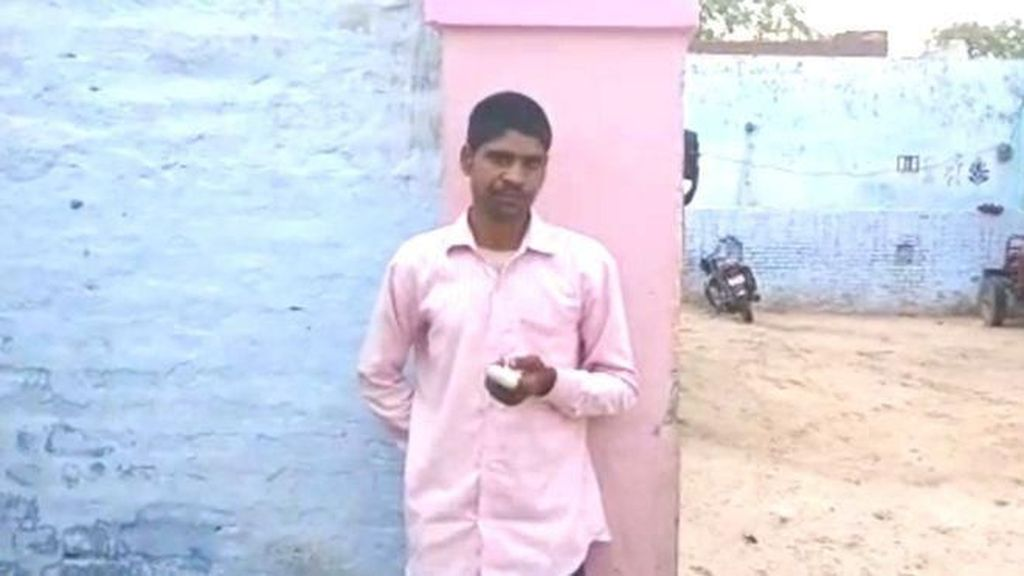 Salah Pilihan Pemilu, Pria India Dikabarkan Potong Telunjuknya