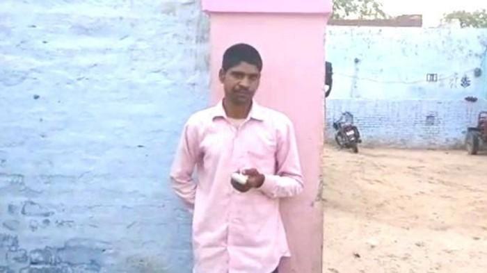 Pawan Kumar. Foto: BBC