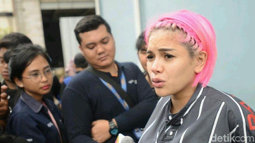 Laporan Diproses Penyidik, Nikita Mirzani Harap Puput Carolina Ditangkap