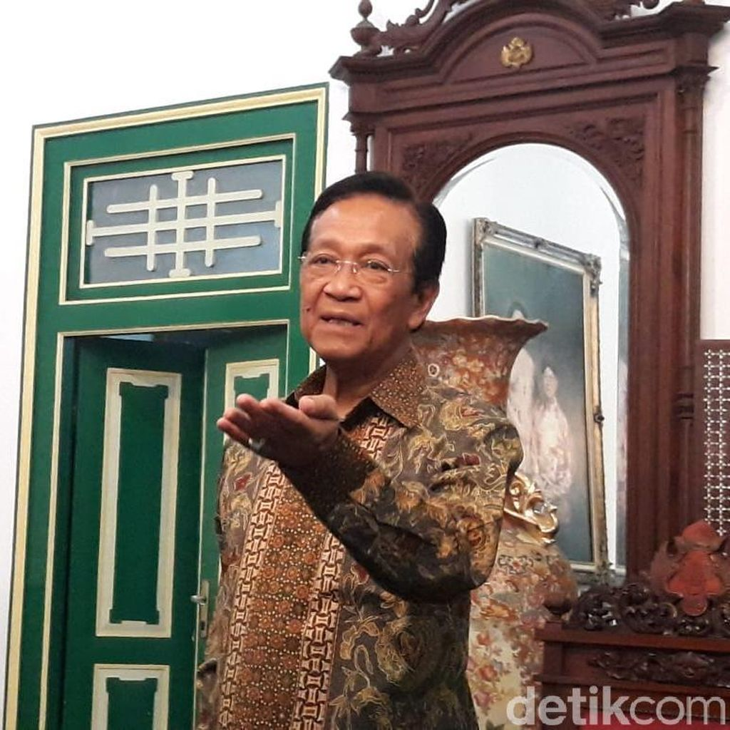 Jelang 22 Mei, Sultan HB X Percayakan Keamanan Yogya ke Aparat