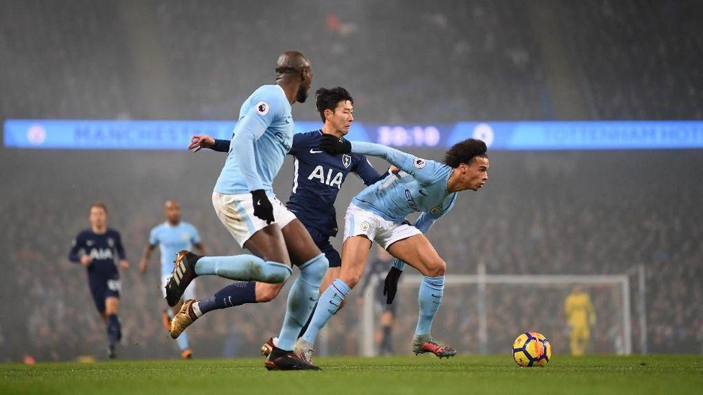 Etihad Membara Lagi: Man City vs Tottenham