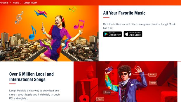 Langit Musik, Bertahan di Tengah Gempuran Streaming Global