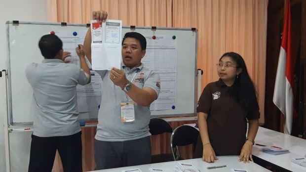 Penghitungan suara di Kamboja