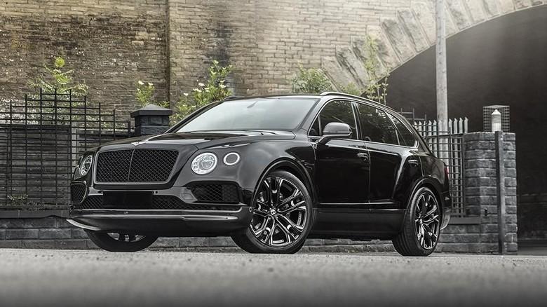 Bentley Bentayga ala Khan Design Foto: dok. Kahn Design