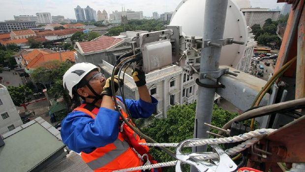 Indonesia Idealnya Tiga Operator Seluler