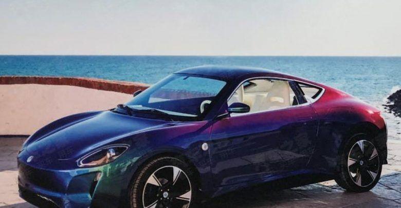 Mobil China berdesain Porsche Foto: Pool