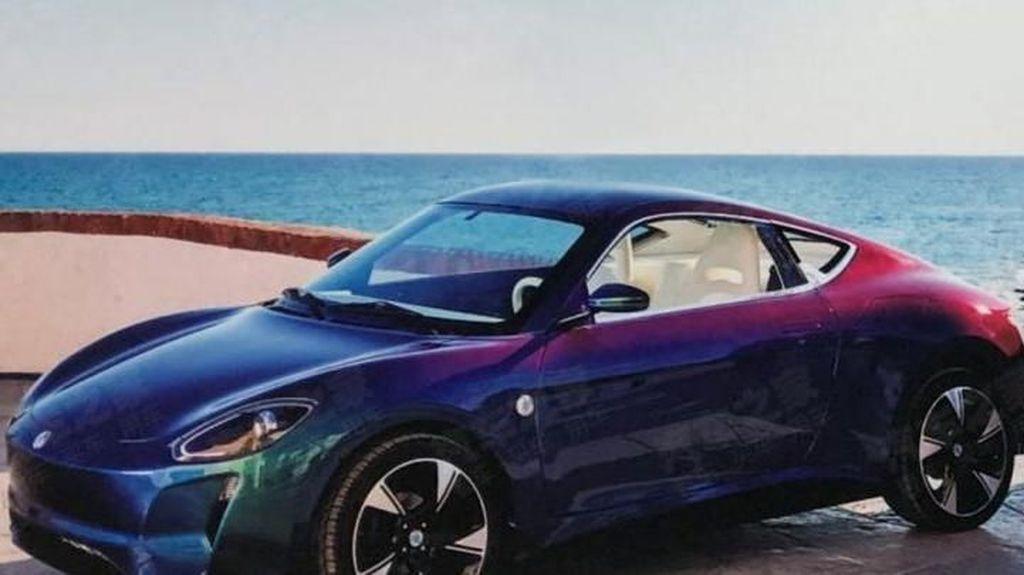Mobil China yang Mirip Porsche