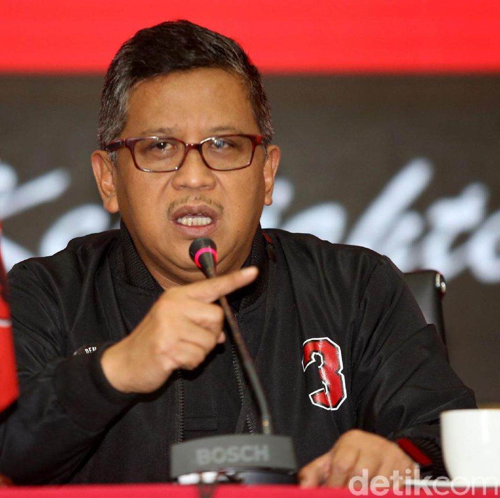BPN Tak Terima Hasil Quick Count, PDIP: Ironis!