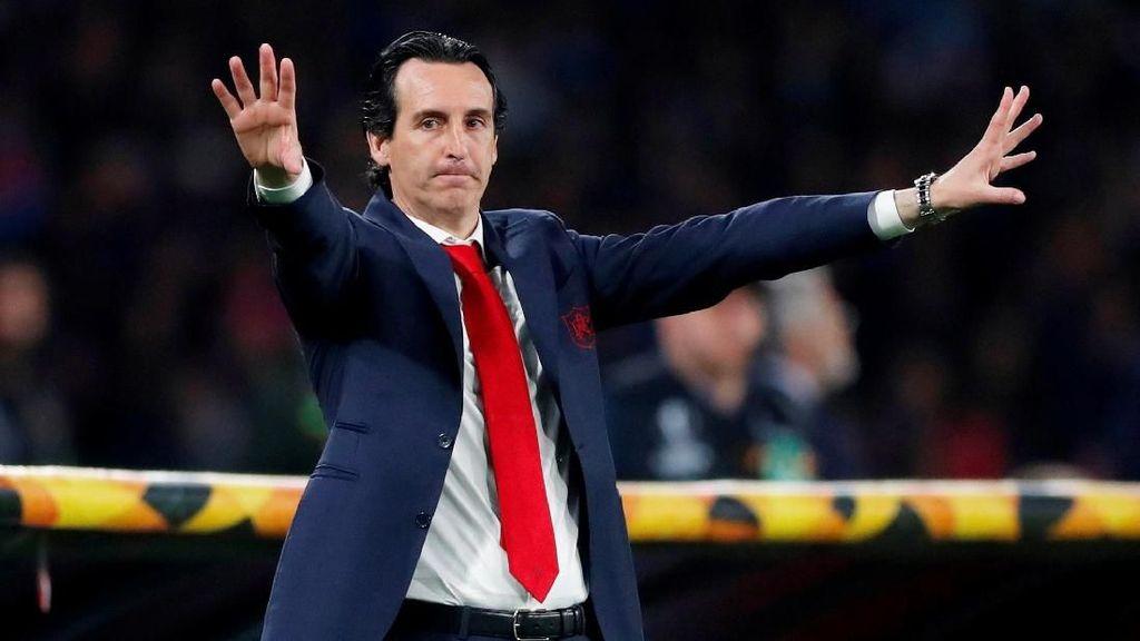 Emery Ingin Datangkan 3 atau 4 Pemain Baru ke Arsenal