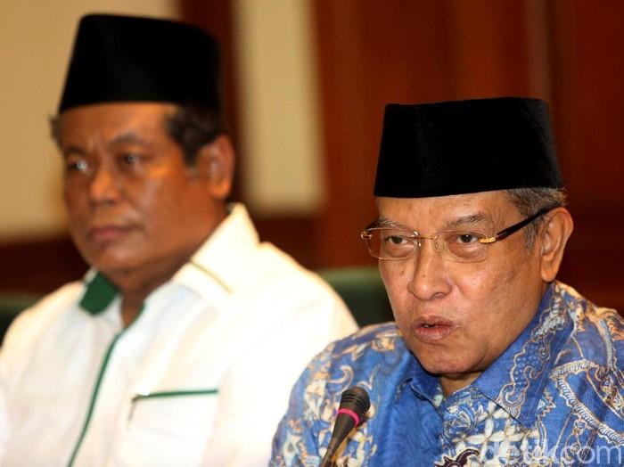 Said Aqil Siroj (Agung Pambudhy/detikcom)