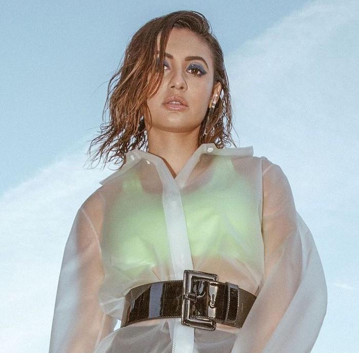Francia Raisa merupakan aktris cantik asal Amerika, yang membintangi sejumlah film hingga seperti Life-Size 2, hingga Bring It On. Ia juga dikenal sebagai salah satu sahabat dari penyanyi Selena Gomez. Foto: Instagram @franciaraisa