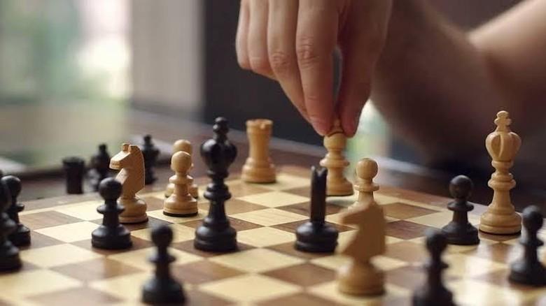 Ilustrasi catur (Istimewa)