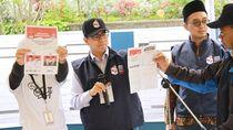 Jokowi-Maruf Menang di Ekuador, PSI Raih Suara Terbanyak