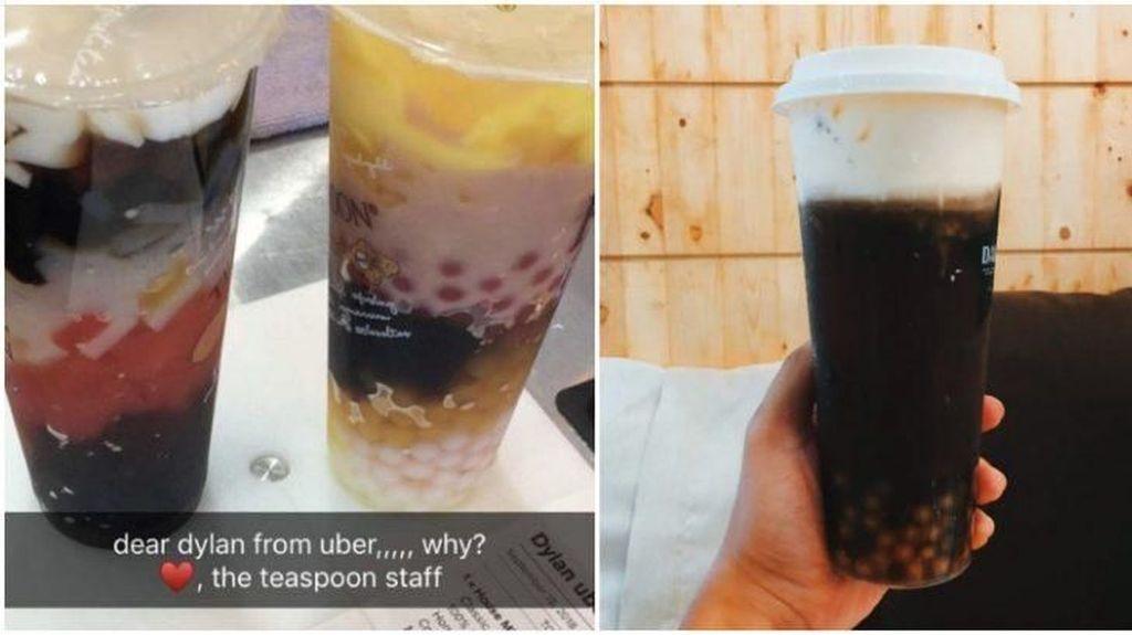 Boba Plus Air Putih hingga Milk Tea, Racikan Bubble Tea Unik