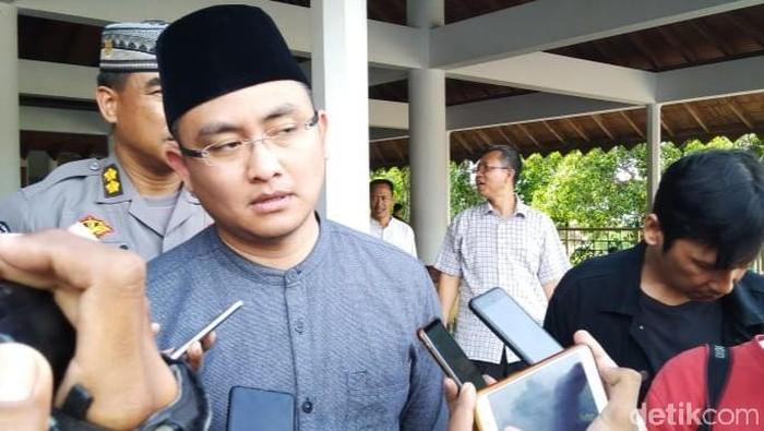 Wakil Gubernur Banten Andika Hazrumy (Bahtiar-detikcom)