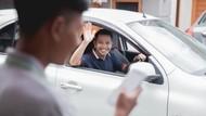 Waduh! Gara-gara Kentut, Sopir Taksi Online Baku Hantam dengan Penumpang