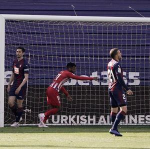 Hasil Liga Spanyol: Lemar Antar Atletico Kalahkan Eibar 1-0