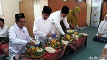 Guru Ngaji Jokowi Gelar Istigasah Doakan Menang Versi KPU