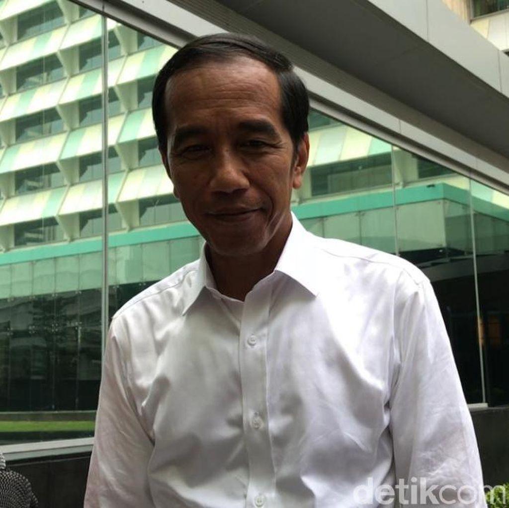 Beredar Surat Mundur Bupati Madina karena Jokowi Kalah di Wilayahnya