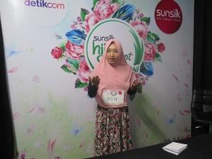 Gadis Medan Pamer Bakat Pidato Bahasa Arab di Sunsilk Hijab Hunt 2019