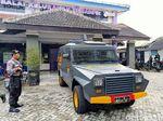 Mobil Rantis Disiagakan di Kota Kediri Kawal Rekapitulasi PPK