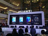 Huawei P30 Series Resmi Dipasarkan di Indonesia