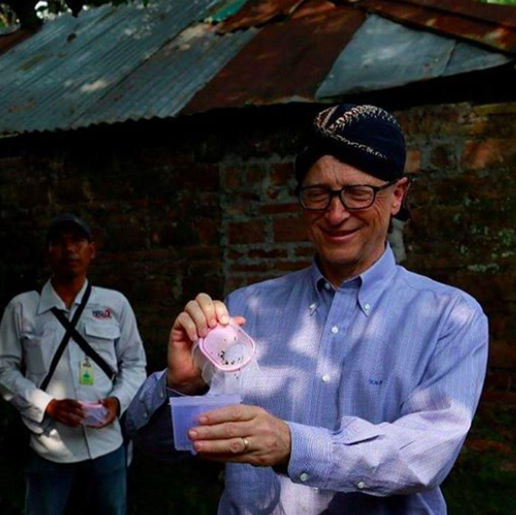 Berbagai Penyesalan Bill Gates: Android Hingga Bahasa Asing
