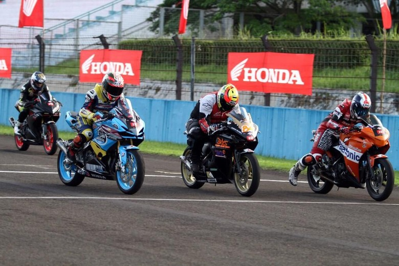 Indonesia CBR Race Day 2019. Foto: Dok. AHM
