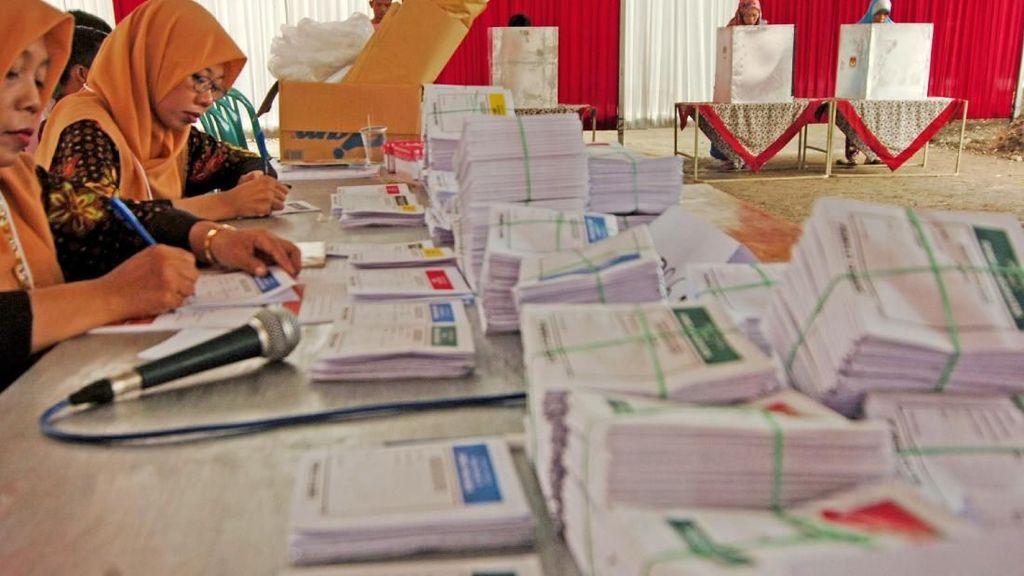 Petugas Lelah, Risiko Kesalahan Entri Data Pemilu 2019 Tinggi