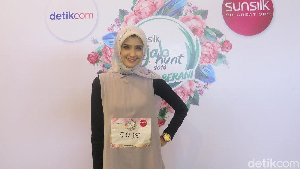 Ibu Muda Cantik Juga Ikut Audisi Sunsilk Hijab Hunt 2019 Medan