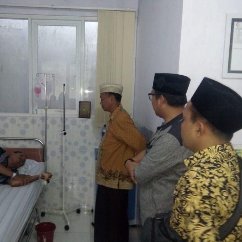 Kelelahan Kawal Pemilu, 5 Anggota Bawaslu Probolinggo Masuk RS