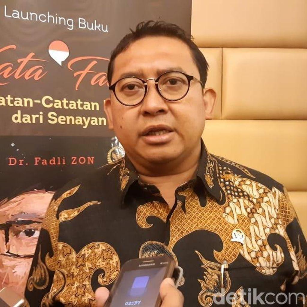 Fadli Zon Kritik Jadwal Sidang Sengketa Pilpres di MK: Terlalu Pendek