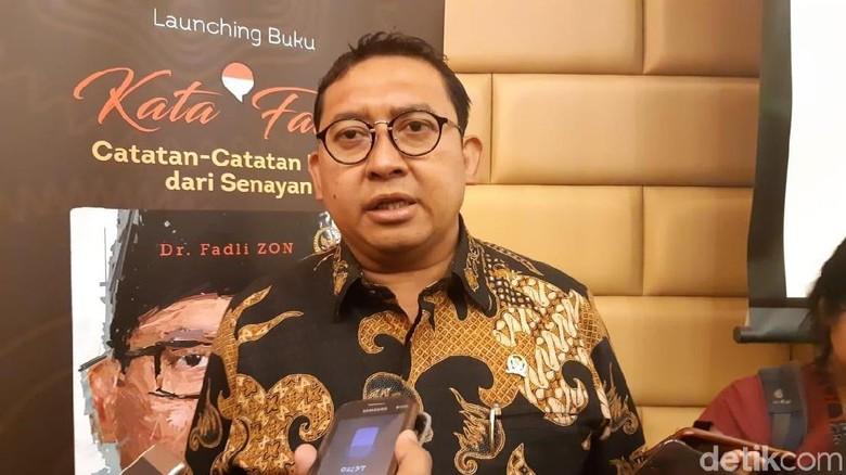 Fadli Zon: Alasan Keamanan, Lokasi Real Count BPN Berpindah-pindah