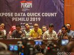 Lembaga Survei Berkumpul Jelaskan Proses Quick Count