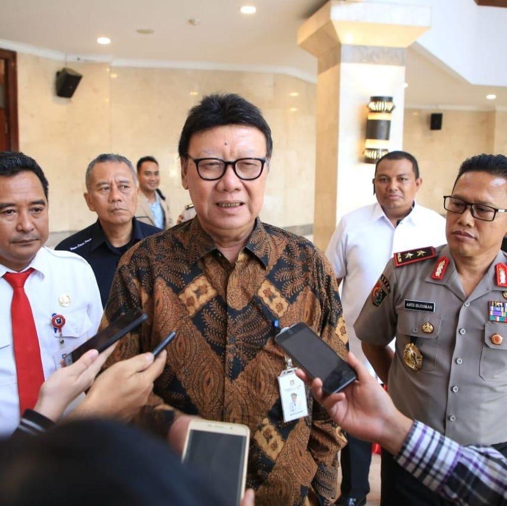 Mendagri: Petugas KPPS Meninggal karena Tugas adalah Syuhada Kusuma Bangsa