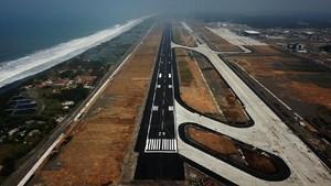 Mantul! Penampakan Megahnya Bandara Kulon Progo