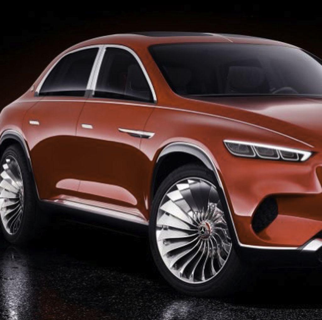 Siap-siap, Mercedes akan Produksi Mobil Unik untuk Kaum Miliuner